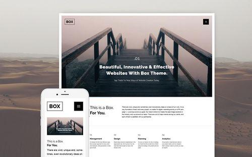 Новостная WordPress тема Vivid от Themeforest