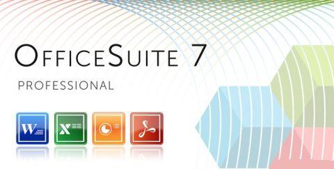 Текстовый редактор OfficeSuite Pro 7 для Андроид планшета и смартфона