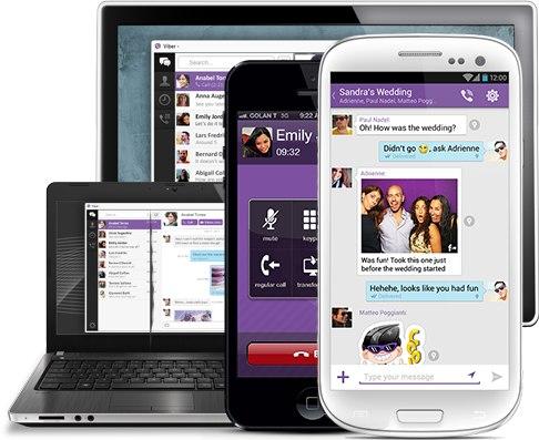 Viber — бесплатно звонить с компьютера, ноутбука